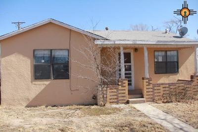 Portales Single Family Home Under Contract-Don't Show: 101 S Globe