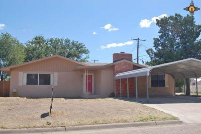 Roosevelt County Single Family Home For Sale: 1317 S Ave H