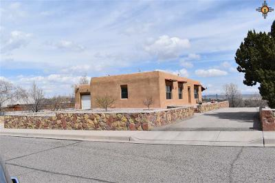 Sierra County Single Family Home For Sale: 107 Lakeshore Drive