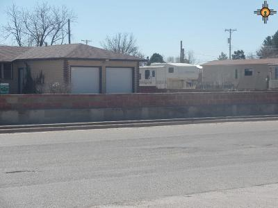 Portales Residential Lots & Land For Sale: 116 E 18th Street