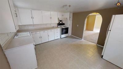 Clovis Single Family Home For Sale: 1601 Axtell