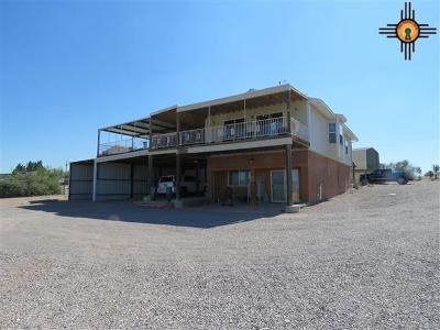 Sierra County Single Family Home For Sale: 572 Bass Road
