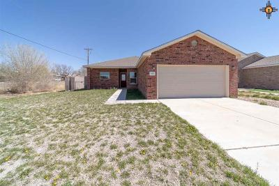Portales Single Family Home For Sale: 1801 Quail Wood