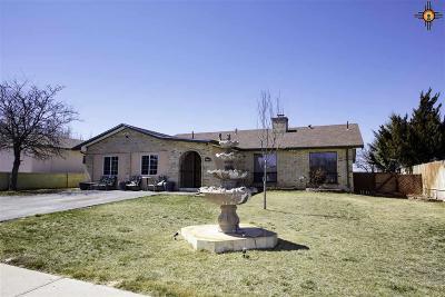 Gallup Single Family Home For Sale: 1708 Placida