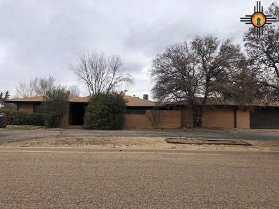 Clovis NM Single Family Home For Sale: $184,900