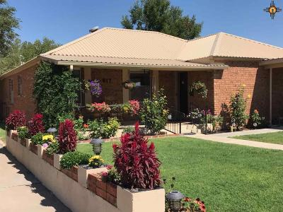 Portales Single Family Home For Sale: 917 S Abilene