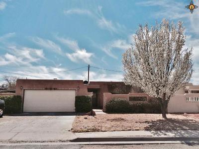 Grants Single Family Home For Sale: 709 Houston Ave