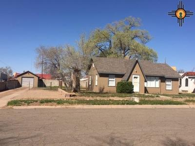 Fort Sumner Single Family Home For Sale: 512 N 9th St