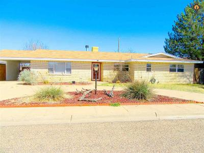 Portales Single Family Home For Sale: 221 Utah