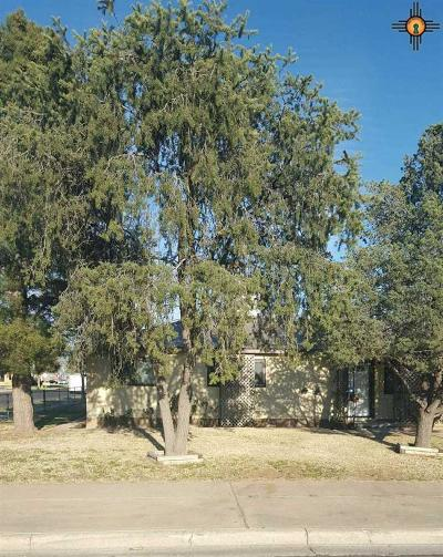 Hobbs Single Family Home Under Contract-Don't Show: 1534 N Gila Dr