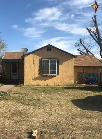 Portales Single Family Home Active, U/C-Take Back Ups: 909 E 1st St.