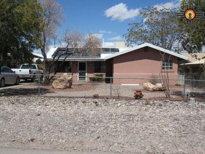 Sierra County Single Family Home For Sale: 109 Huron Drive