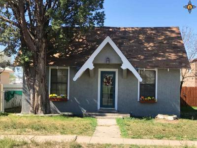 Portales Single Family Home For Sale: 410 S Abilene