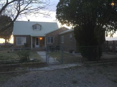 Artesia Single Family Home For Sale: 325 S Thirteenth St Rural