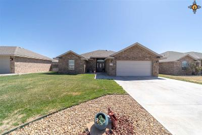 Single Family Home For Sale: 4301 Sandstone