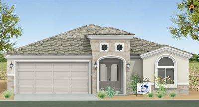 Hobbs Single Family Home Under Contract-Don't Show: 5209 W Dark Horse Road