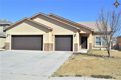 Hobbs Single Family Home For Sale: 2036 Highland Dr.