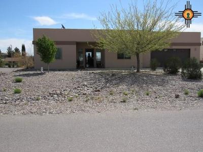 Sierra County Single Family Home For Sale: 503 Skyline