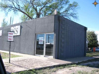 Curry County Commercial For Sale: 500 W 7th Street
