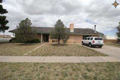 Lovington Single Family Home For Sale: 1004 June Place