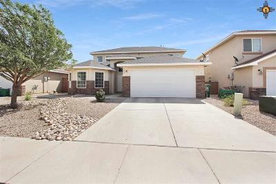 Hobbs Single Family Home Under Contract-Don't Show: 4620 N Backstretch
