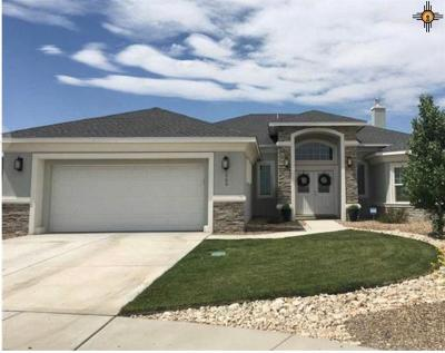 Hobbs Single Family Home For Sale: 1500 W Kyleigh