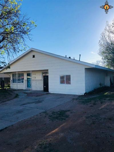 Hobbs Single Family Home Under Contract-Don't Show: 1829 N Breckon