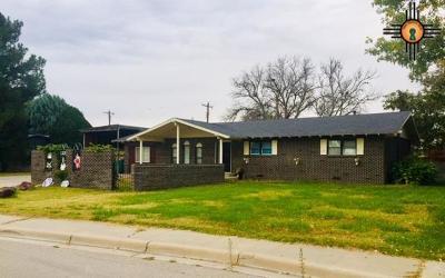 Lovington Single Family Home For Sale: 1308 Yucca Dr.