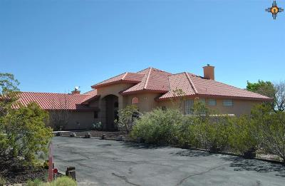 Sierra County Single Family Home For Sale: 10 Underwood Place