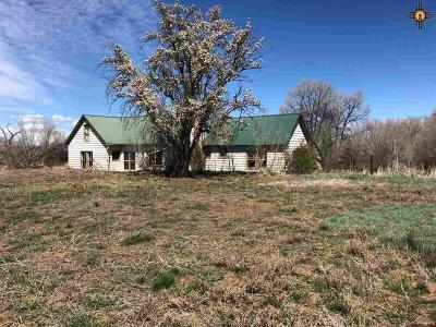 Single Family Home For Sale: 20 & 22 Nm Hwy 518