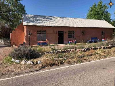 Sierra County Single Family Home For Sale: 10801 Highway 152