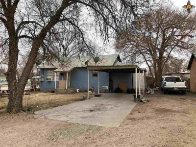 Hobbs Single Family Home Under Contract-Don't Show: 1719 S Houston