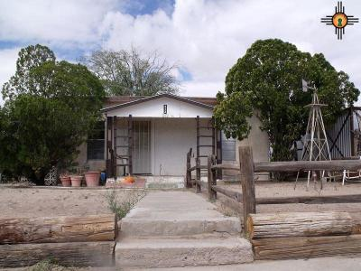 Sierra County Single Family Home Under Contract-Don't Show: 312 Ash