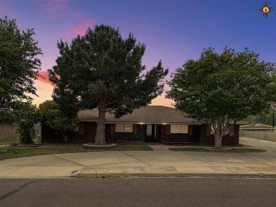 Hobbs Single Family Home For Sale: 217 W Gold