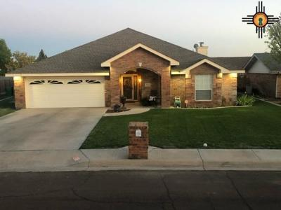 Hobbs Single Family Home Under Contract-Don't Show: 4016 N Fiesta