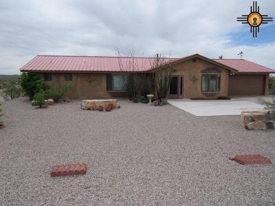 Sierra County Single Family Home For Sale: 208 Hallmark