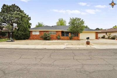 Hobbs Single Family Home For Sale: 901 W Taos