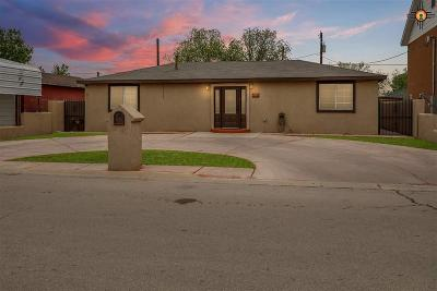 Lovington Single Family Home Under Contract-Don't Show: 918 W Monroe