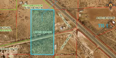 Residential Lots & Land Active, U/C-Take Back Ups: 00 Hwy 285
