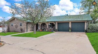 jal Single Family Home Under Contract-Don't Show: 201 W Nebraska