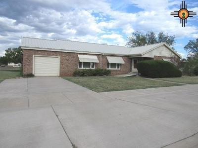 Tucumcari Single Family Home For Sale: 2002 S 2nd Street