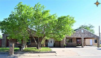Lovington Single Family Home Under Contract-Don't Show: 833 W Madison