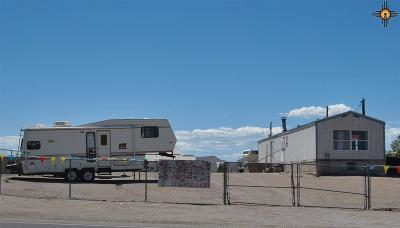 Sierra County Single Family Home For Sale: 712 Hwy 195