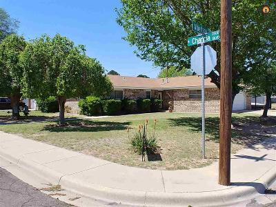 Hobbs NM Single Family Home Under Contract-Don't Show: $149,500