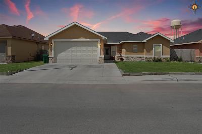 Lovington Single Family Home For Sale: 706 W Polk Ave