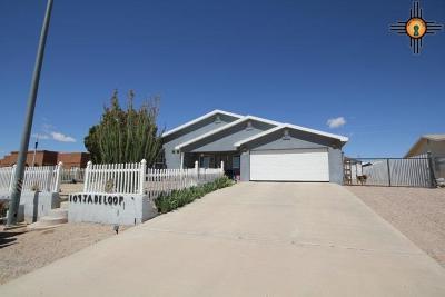 Sierra County Single Family Home For Sale: 109 Jade Loop