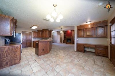 Clovis Single Family Home For Sale: 4528 Sandstone