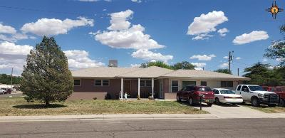 Hobbs NM Single Family Home For Sale: $213,500