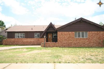 Clovis Single Family Home For Sale: 817 Prairieview