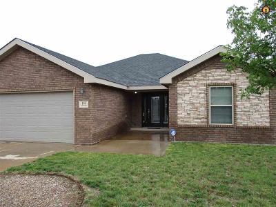 Clovis Single Family Home For Sale: 105 Almond Tree